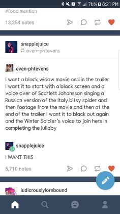 We need this. Like NEED need this <~~ it would totally make the headcanon of Nat singing Russian lullabies all the time and only Bucky being allowed to join in canon!