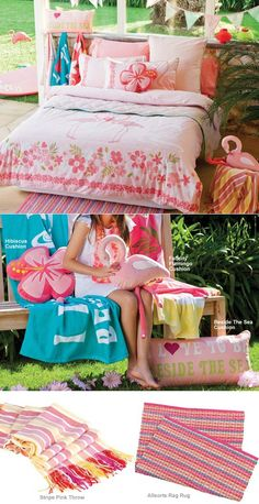 cottonbox - bed linen :: Quilt Cover Sets, kids bed linen, Duvet Cover Sets, Buy bed linen, quilt sets, comforter, bed linen Australia - Miami Girl Quilt Cover Set by Hiccups