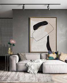 Home Living Room, Interior Design Living Room, Living Room Decor, Living Spaces, Decor Room, Kitchen Living, Living Area, Modern Interior Design, Interior Design Inspiration