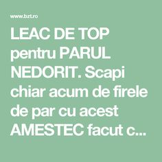 LEAC DE TOP pentru PARUL NEDORIT. Scapi chiar acum de firele de par cu acest AMESTEC facut chiar la tine acasa Good To Know, Health Fitness, Beauty, Teas, Varicose Veins, Tees, Cup Of Tea, Tea, Beauty Illustration