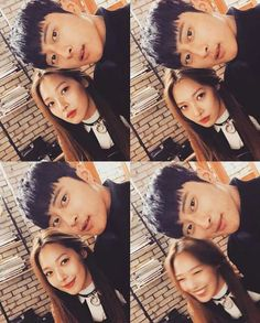 Somin and J.Seph from K.A.R.D