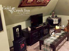 Gold Creek Inn B&B A-Zen Loft - Bed and breakfasts for Rent in Nevada City, California, United States Nevada City, B & B, Bed And Breakfast, Perfect Place, Loft, Lofts, Attic Rooms, Mezzanine