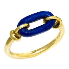 View this item and discover similar for sale at - Lovely Cartier ring of yellow gold and Blue Lapis, Signed and Numbered. Funky Jewelry, Geek Jewelry, Gothic Jewelry, Luxury Jewelry, Jewelry Art, Bullet Jewelry, Jewelry Necklaces, Ringo Starr, Vintage Rings