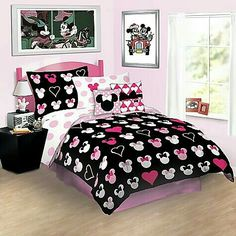 Cutest Mickey Mouse Bedding for Kids and Adults Too! | Disney Themed ...