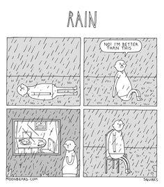 Moonbeard: rain