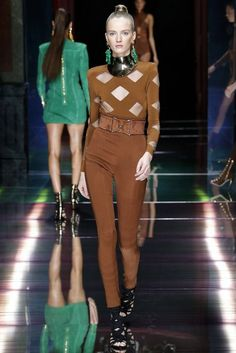 Fashion Designer Balmain 20 Looks glamhere.com Balmain Spring 2016 Ready to Wear Fashion Show