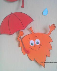 ✿ РОДИТЕЛИ и ПЕДАГОГИ! ✔Наши дети Fall Arts And Crafts, Autumn Crafts, Autumn Art, Leaf Projects, Fall Projects, Flower Crafts Kids, Diy Crafts For Kids, Diy Paper, Paper Crafts