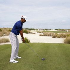 89eabec854b3 An exclusive look at Tiger Woods  new swing. Tiger WoodsPlay GolfGolf ...
