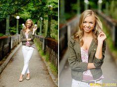 Great senior/teen photography