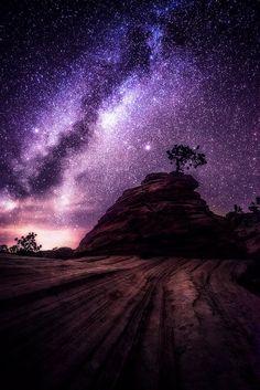 ~ Zion National Park, Utah ~ by Loscar Numael....