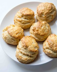 I'm a Biscuit Geek, and These Epic Biscuits Are By Far the Best | Kitchn Perfect Fried Egg, Wildly Delicious, Ways To Cook Eggs, Fluffy Biscuits, Sweet Potato Soup, Vegetarian Recipes Dinner, Dinner Recipes, Biscuit Recipe, Us Foods