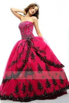 Sweet 16: Ball Gown Trends QQDress 2016 You Need to Know