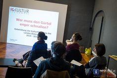 """Die IG Kultur Steiermark lud in den KUBUS (Kulturzentrum bei den Minoriten) um ihre Studie über die Budget-Entwicklung und Förderpolitik für den Bereich Kultur in den Jahren 2010-2015 zu präsentieren. Die Entwicklung hätte gravierende Folgen die Planungssicherheit betreffend und stelle für kleinere Initiativen und unabhängige Kulturschaffende nicht selten eine existentielle Bedrohung dar.  """"#IG #Kultur #Steiermark"""" #KUBUS """"#Kulturzentrum #bei #den #Minoriten"""" #Studie """"#Budget-#Entwicklung""""…"""