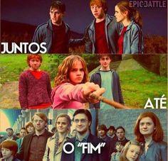 Até o fim sempre!❤️