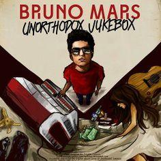 My entry for Warner Music Philippines' Unorthodox Jukebox cover art contest. Bruno Mars News, Unorthodox Jukebox, Locked Out Of Heaven, Heaven Art, Cover Art, Album Covers, Marie, Fangirl, Deviantart