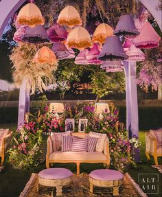 This beautiful bridal lounge absolutely took our breath away with most unique pastel decor. PC: Altair decor #indianwedding #indianweddingdecor #wedding #weddingdecor #weddinginspiration #mehendidecor #pastel #wittyvows Wedding Trends, Wedding Designs, Wedding Blog, Wedding Styles, Wedding Day, Plan Your Wedding, Wedding Planning, Big Indian Wedding, Pastel Decor