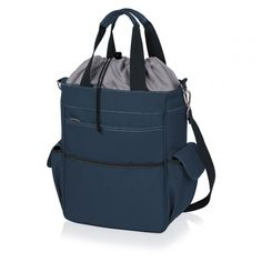 Someone you know could use a cooler bag that complements an active lifestyle. It's that person who might take the Activo Cooler Tote straight from the supermarket - where its large main compartment makes it a perfect grocery bag - to a work trip. Work Travel, Travel Bag, Picnic Cooler, Picnic Time, Of Brand, Online Bags, Luggage Bags, Tote Bag, Food Storage