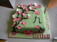 Birthday Cakes On Pinterest 9 Year Olds Girl Birthday