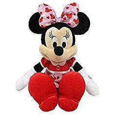 Minnie Mouse Valentine Plush Doll