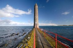 Chaine Memorial Tower, Larne Lough