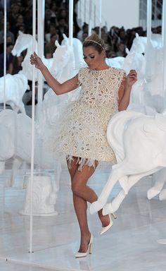 I mean c'mon this is precious. Louis Vuitton Spring/Summer 2012