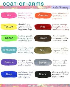 coat of arms color meanings - Yahoo Search Results Yahoo Image Search Results Medieval Times, Medieval Art, 6th Grade Art, Color Meanings, Thinking Day, Banner, Family Crest, Crests, Art Lessons