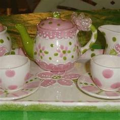 children's tea sets