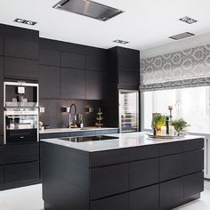 Lovely modern kitchen from @mondointerior