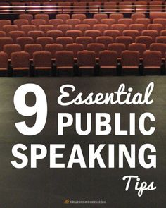 How to become a better public speaker: Tips on body language, eye contact, practice methods, and more!