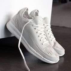 Puma Ignite Sock: White