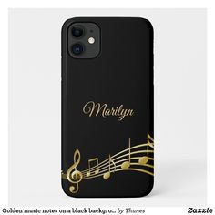 Shop Golden music notes on a black background Case-Mate iPhone case created by Thunes. Iphone 11, Apple Iphone, Iphone Cases, Music Notes, Black Backgrounds, Christmas Gifts, Gift Ideas, Xmas Gifts, Christmas Presents