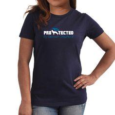 real women own a German Shepherd shirt   Protected by german shepherd Women T-Shirt by Eddany on Etsy