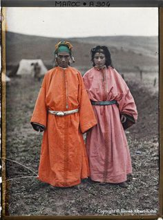 Moroccos (1909/1929)