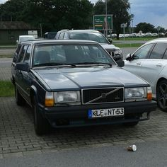 Volvo from Kleve(kle) @weeze airport