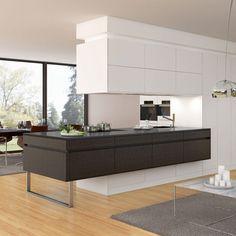 Cozinha Contemporânea Tocco Avance LR | Arkpad
