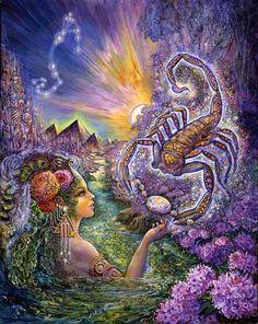 Scorpio Mythology - http://spiritheartessence.com/blog/2012/11/03/scorpio-mythology/