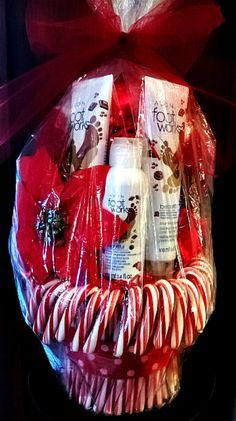 I do avon gift baskets i did this one a few years ago as my i do avon gift baskets i did this one a few years ago as my raffle basket for a vendor event i do custom orders too submit your order on my blo negle Images