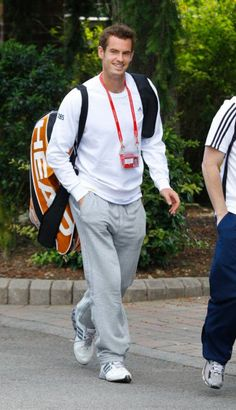 Hot Picutres of WImbledon Winner Andy Murray | OK! Magazine