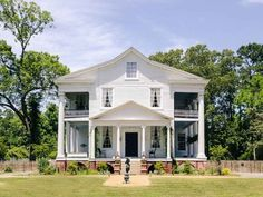 Athol Plantation, 1830, Edenton NC
