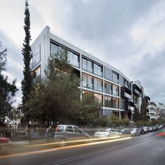 History Revisited: ONE ATHENS Apartment Building by C. A. Doxiadis and Divercity Architects | Yatzer