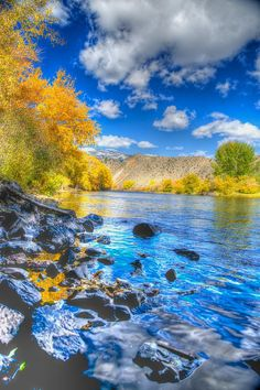 ✯ Fall On The Big Hole River