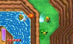The Legend Of Zelda: A Link Between Worlds [Nintendo 3DS] – Shopville