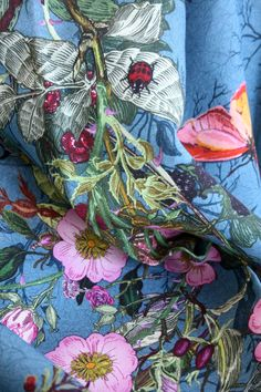 Bloomsbury Garden fabric
