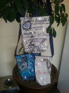 Hippy bags