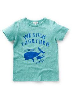 Boys Tops & Tees | Always Stick Together Tee | Seed Heritage