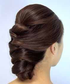 pretty wish my hair could be done like this