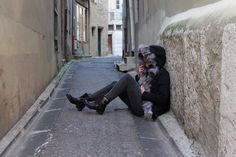Parka femme avec capuche à grosse fourrure www.modeandshop.fr