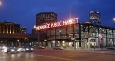 Milwaukee's public market is where you can find great eats and local produce and snacks