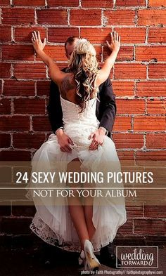 24 Sexy Wedding Pictures Not For Your Wedding Album ❤If you want to add some passion to your wedding photos, look through our listing of sexy wedding pictures and borrow some ideas for your photo session. See more: http://www.weddingforward.com/sexy-wedding-pictures/ #weddings #photography #weddingphotography