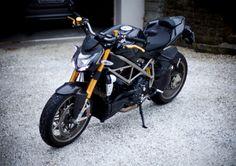 Modifikasi Yamaha Scorpio 220 Streetfigther